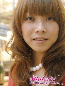 看看普通日本MM的百搭长发